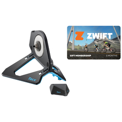 Rodillo Tacx Neo 2 Smart + suscripción Zwift membership card 2019