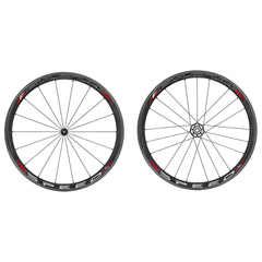 Ruedas Fulcrum Speed 40 T tubular 2017