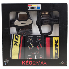 Pedales Look Keo 2 Max limited edition 2017