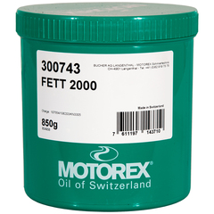 Grasa Motorex Bike Grease 2000  2018