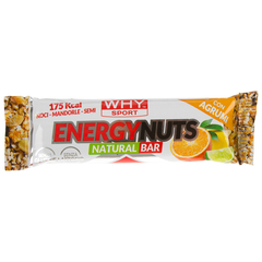 Barrita energética Why Sport Energy Nuts