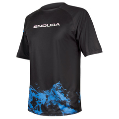 Maillot Endura Singletrack Print T Mountains Limited