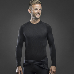 Camiseta interior GripGrab Expert Seamless Thermal LS 2021