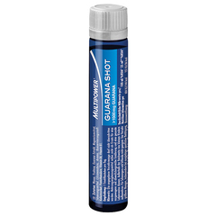 Complemento alimenticio Multipower Liquid Guarana Shot 25 ml