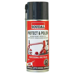 Abrillantador spray Soudal Protect and Polish 400 ml 2016
