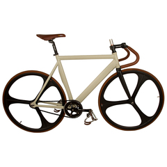 Bicicleta Single Speed Fixed Elegant talla 56